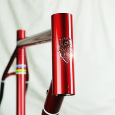 Strabia Cherry - Chesini Cycling Bikes, Cherry, Colour, Frame, Color, Picture Frame, Prunus, Frames, Colors