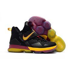 Nike LeBron 14 Cavs PE Men Basketball Shoes