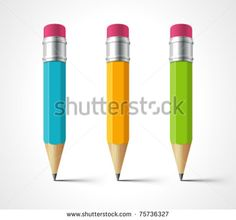 Pencil Stock Photos, Images, & Pictures   Shutterstock