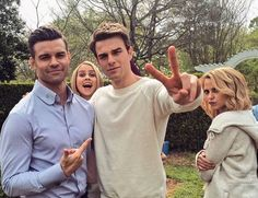 《The Originals》 OMG! Reunion of the siblings Mikaleson