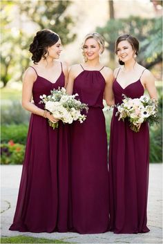 Pretty 100+ Elegant Long Bridesmaid Dresses Ideas for Your Graceful Bridesmaid https://bridalore.com/2017/08/29/100-elegant-long-bridesmaid-dresses-ideas-for-your-graceful-bridesmaid/