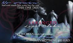 Arranged (Masters and Mercenaries, 13.5)  by Lexi Blake #DirtyGirlRomance
