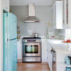 Vintage 1940's Kitchen Design Ideas, Pictures, Remodel and Decor