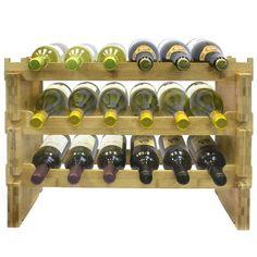 3-Tier Fruit Basket Stand – Sorbus Home Wine Bottle Storage, Wine Rack Storage, Wine Glass Holder, Wine Bottles, Pantry Storage, Kitchen Storage, Stackable Wine Racks, Stackable Shelves, Glass Shelves