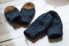 DIY: VAUVAN TUMPUT Gloves, Winter, Mittens