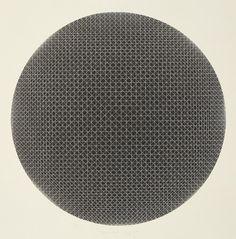 Ludwig Wildig, 1927-2010. Überlagerung I-III'3, zincographic on paper, 1976, 59,5 x 50 cm.