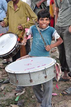 Beat that drum!