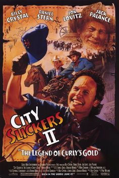 CITY SLICKERS 2 (1994)