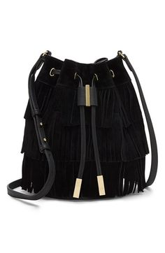 Vince Camuto 'Joni' Suede Crossbody Bag available at #Nordstrom