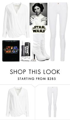 """""""Star Wars: The Force Awakens"""" by j-n-a ❤ liked on Polyvore featuring By Malene Birger, Frame Denim, Episode, starwars and contestentry"""