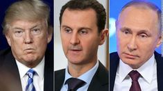 President Donald Trump is set to speak by phone with Russian President Vladimir Putin on Tuesday, their first call since Russia denounced a US military strike against Syria last month.