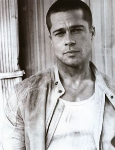 Brad Pitt - just had to pin him more than once ;)