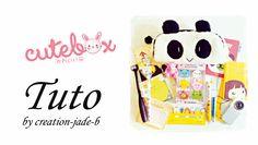 "CuteBox de Mars 2015 ""Rentrée Japonaise"" ! Mars, Creations, Snoopy, Kawaii, Box, Snare Drum, March, Kawaii Cute, Boxes"