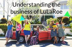 Lularoe is a multi level marketing company which sells clothes. They are known for their leggings which come in limited edition patterns.