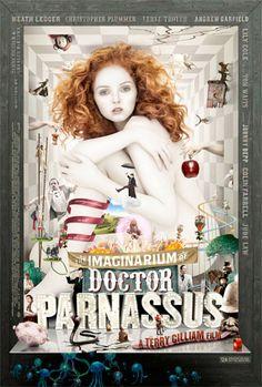 El imaginario del Doctor Parnassus // greast movie !!!