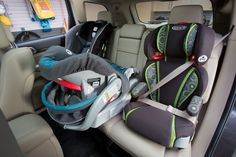 Cars that fit 3 carseats across the back! https://www.cars.com/articles/which-cars-fit-three-car-seats-1420668847322/