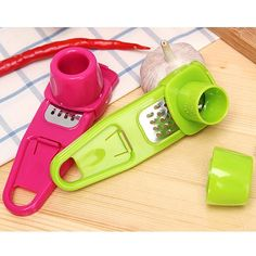 Nuts Ginger Garlic Fruits Slicer Zester with Plastic Protective Cover -Sharp Blade- Non Slip Handle Orange MA-BABY Cheese Grater Citrus Lemon Zester Stainless Steel Suitable for Chocolate