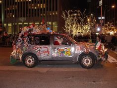 christmas car decoration shared by cardecorcom auto parts online christmas car decorations