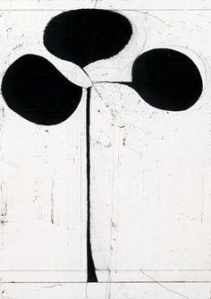 Richard Diebenkorn, Black Club,1981