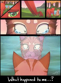 Warrior Cats: Crooked jaw by Sayamiyazaki on DeviantArt Warrior Cats Comics, Warrior Cats Funny, Warrior Cat Memes, Warrior Cats Fan Art, Warrior Cats Series, Warrior Cats Books, Warrior Cat Drawings, Cat Comics, Cat Safe Plants