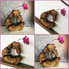 Customers Photo   Handmade wooden vase