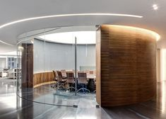 ON Headquarters by BLANCASMORAN and LSA Arquitectos | interiors
