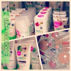 Su Ecocose torna la Neobio: make-up ecobio e cosmetici ecobio viso-corpo-capelli a prezzi piccolissimi e in promo lancio -10% di sconto fino al 27/11!  #ecobio #ecocose #cosmeticiecobio #ecobiocosmesi #cosmesiecobio #makeup #makeupbio #makeupecobio #neobio #biologico