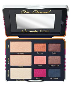À La Mode Eyes Summer Eyeshadow Palette - Too Faced