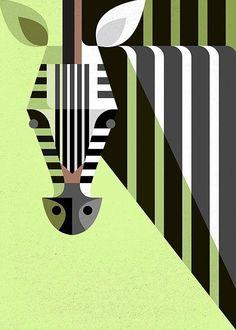 Ilustración de animales con JOSH BRILL - LUMADESSA : ColectivoBicicleta | Revista digital /Artes visuales. ilustración y diseño Colombia y Latinoamerica: