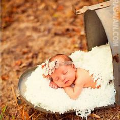 Feast your eyes on 15 of the most precious newborn snaps you'll see today