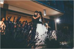 Lovely first dance at Sparkling Hill Resort Wedding \ Joelsview Photography