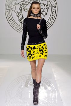 Versace - Fall 2013 Ready-to-Wear - Look 22 of 55