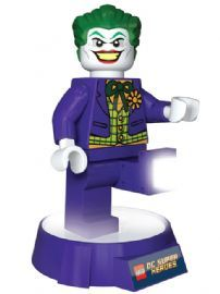 Lego DC Superheroes The Joker LED Torch and Night Light