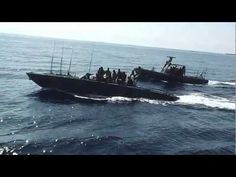 Estelle's mission. The first moment when IDF (Israeli Defense Forces) came near Estelle vessel.