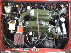 Mini Cooper Classic with compressor #like