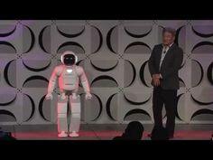 ASIMO at HCASC 2015 - YouTube