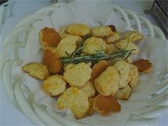 Kendal's Garlic Cheese Biscuit Recipe