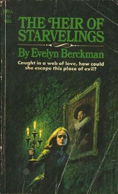 Evelyn Berckman- She is lauded as a hidden gem among the gothic genre.I'm getting a list of vintage gothic.one of my favorite genres.I'm a nerd Gothic Books, Vintage Gothic, Vintage Book Covers, Horror Books, Beautiful Book Covers, Gothic Horror, Mystery Novels, Pin Up, Book Cover Art