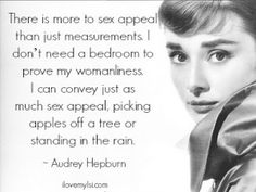 Sex Appeal, More Than Just Measurements » Love, Sex, Intelligence