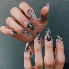 #CURSODEUÑAS #UÑAS #ACRILICO #GELISH CURSO DE UÑAS DE ACRILICO Y GELISH CDMX INFO 5583235440 Edgy Nails, Aycrlic Nails, Grunge Nails, Stylish Nails, Nail Manicure, Swag Nails, Hair And Nails, Perfect Nails, Gorgeous Nails