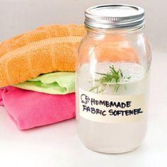 DIY Μία απλή συνταγή για ένα φυσικό μαλακτικό ρούχων! | Το site της παρέας μας