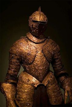 Parade armor of Henri II of France, ca. 1555