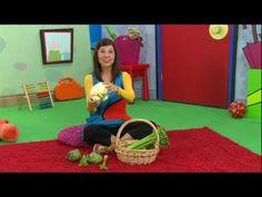 Paroles de la comptine «Tous les légumes»   Rapido-Présco
