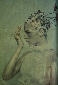 ☽ Dream Within a Dream ☾ Misty Blurred Art & Fashion Photography - Paoli Roversi. abundance
