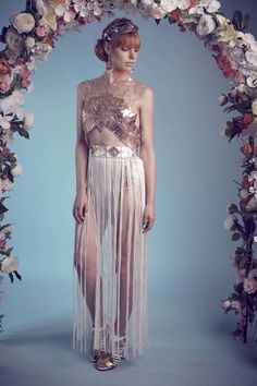 BRIDES OF THE FUTURE !!! The debut collection from Jane Bowler is unreal