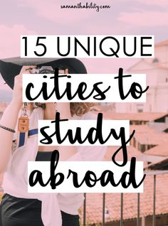 Is studying abroad good for college?