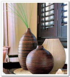 Living Room Decorating Ideas on a Budget  - African Style Home Decor | african…