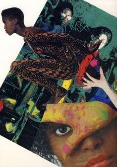 funky collage 2, S. Hopp