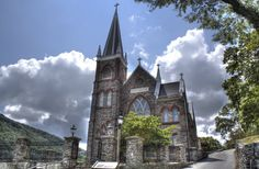 St. Peter's Roman Catholic Church, Harpers Ferry, WV
