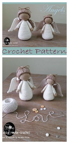 10 Amigurumi Christmas Angel Doll Free Crochet Pattern and Paid Amigurumi Christmas Angel Doll Crochet Pattern crochetpatterns christmasangels crochetamigurumi crochetdolls You are in the right place about crochet amigurumi free Here we offer you the Angel Crochet Pattern Free, Crochet Angels, Crochet Amigurumi Free Patterns, Crochet Doll Pattern, Free Crochet, Crochet Christmas Decorations, Crochet Christmas Ornaments, Crochet Decoration, Holiday Crochet